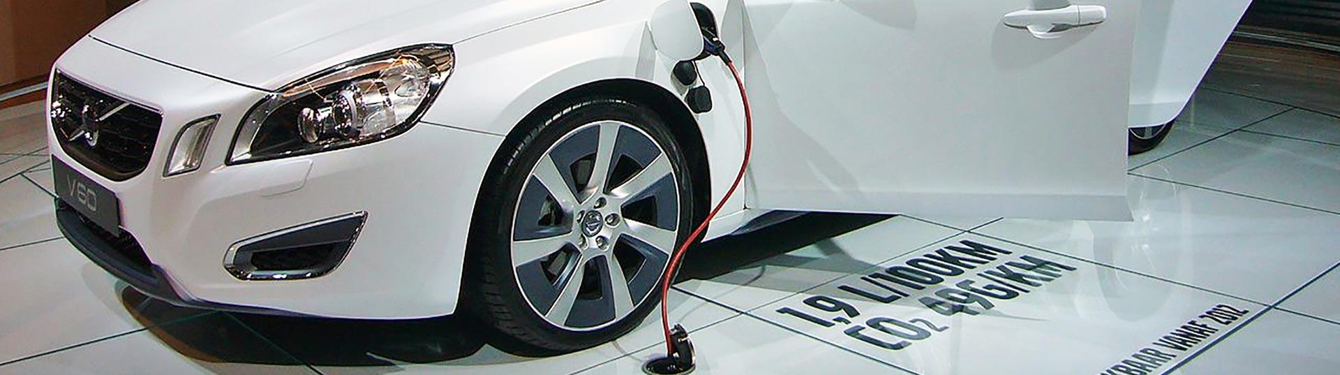 Volvo V60 hybrid plug in