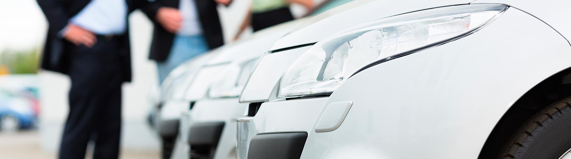 Vendas de automóveis novos
