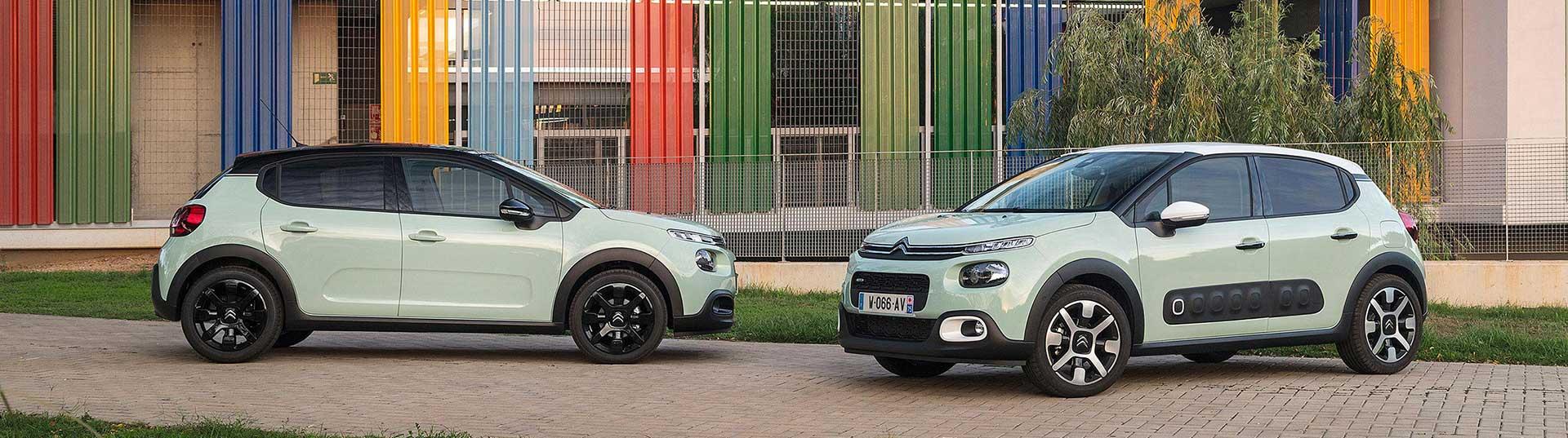 Citroën C3 Portas Abertas