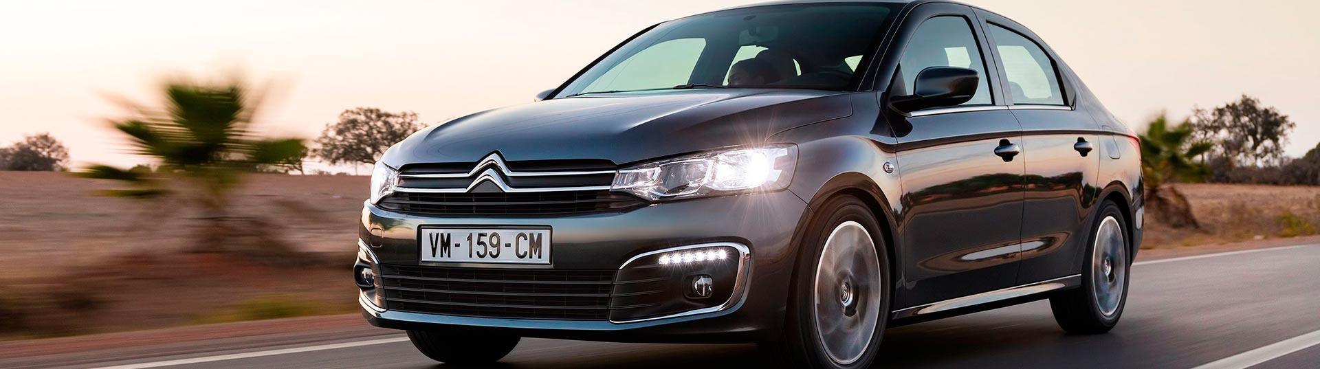Novo Citroën C-Elysée