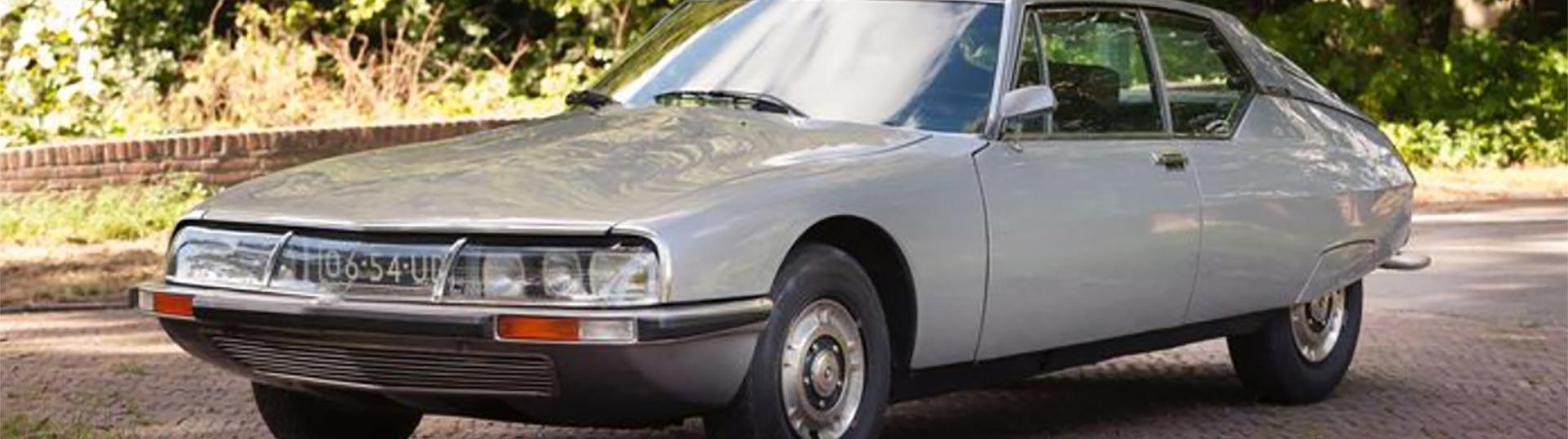 Citroën SM de Johan Cruyff