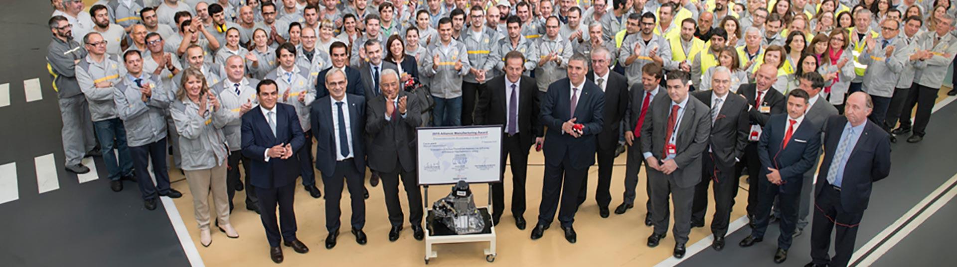 Fábrica Renault Cacia