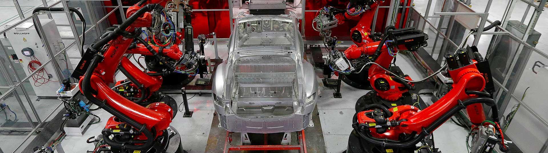 Fábrica Tesla