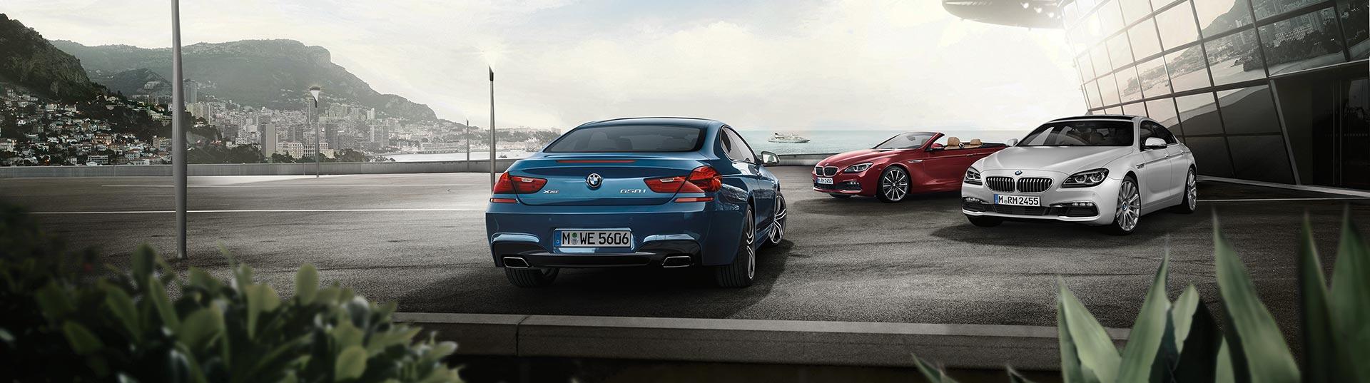 BMW série 6 renovado
