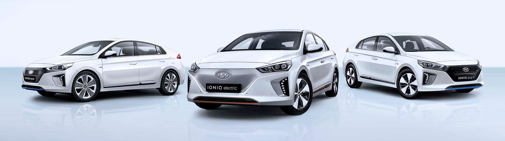 Hyundai Ioniq recebe prémio Good Design 2016