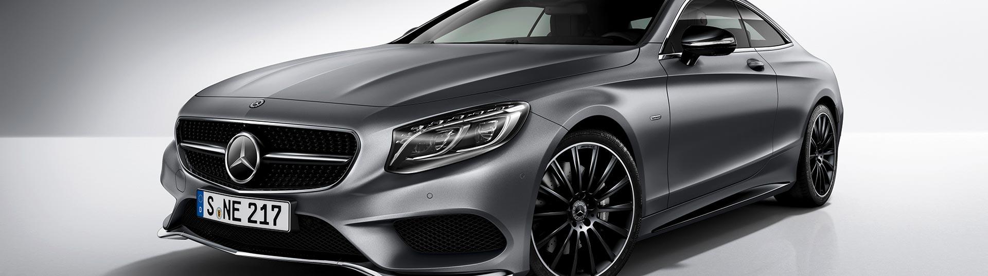 Mercedes Classe S Night Edition