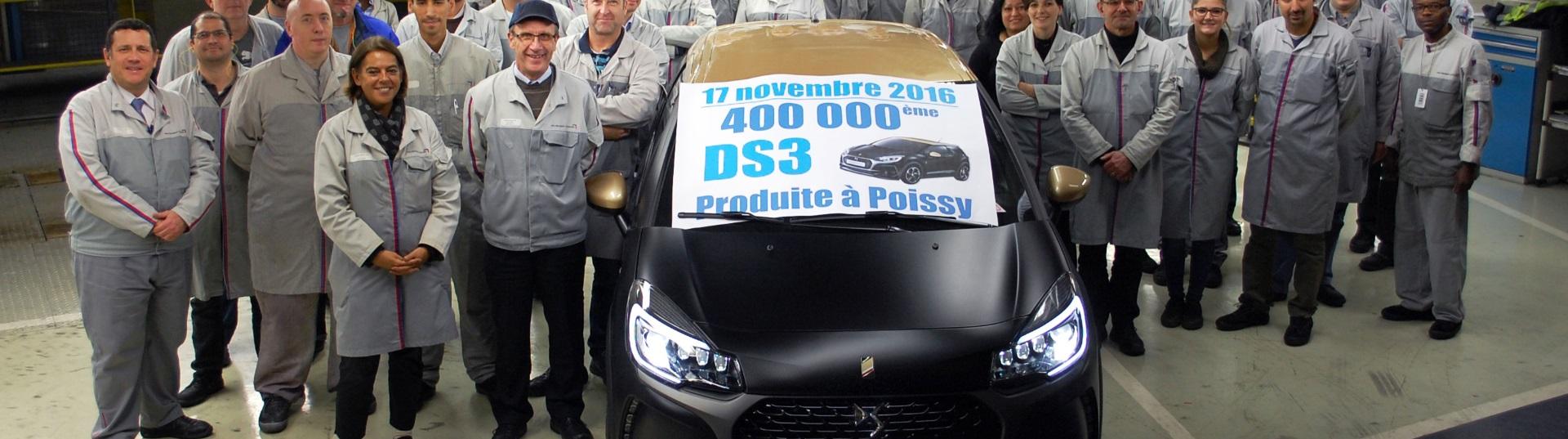 Peugeot DS3