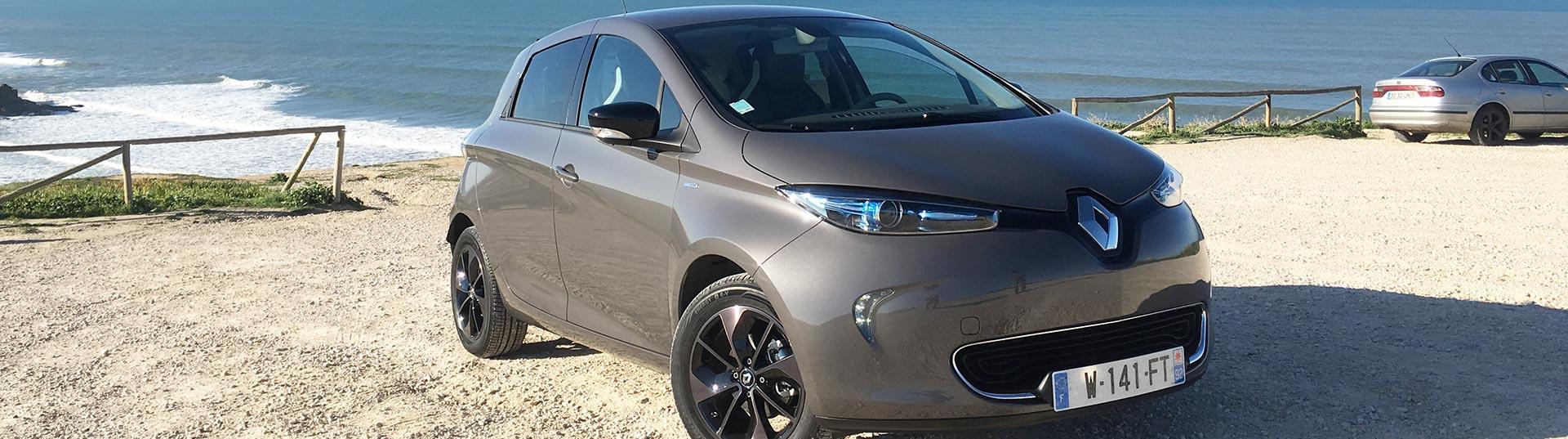 Novo Renault Zoe