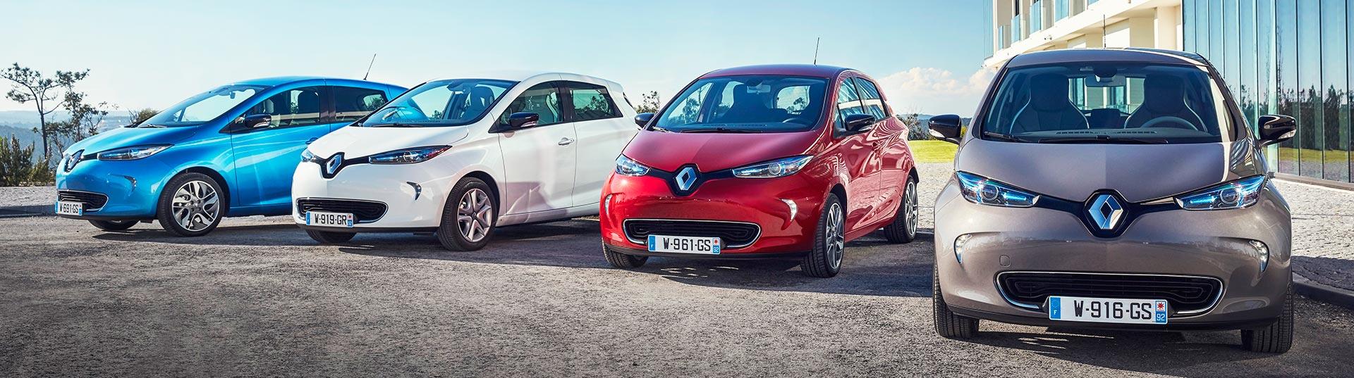Renault Zoe 4.0
