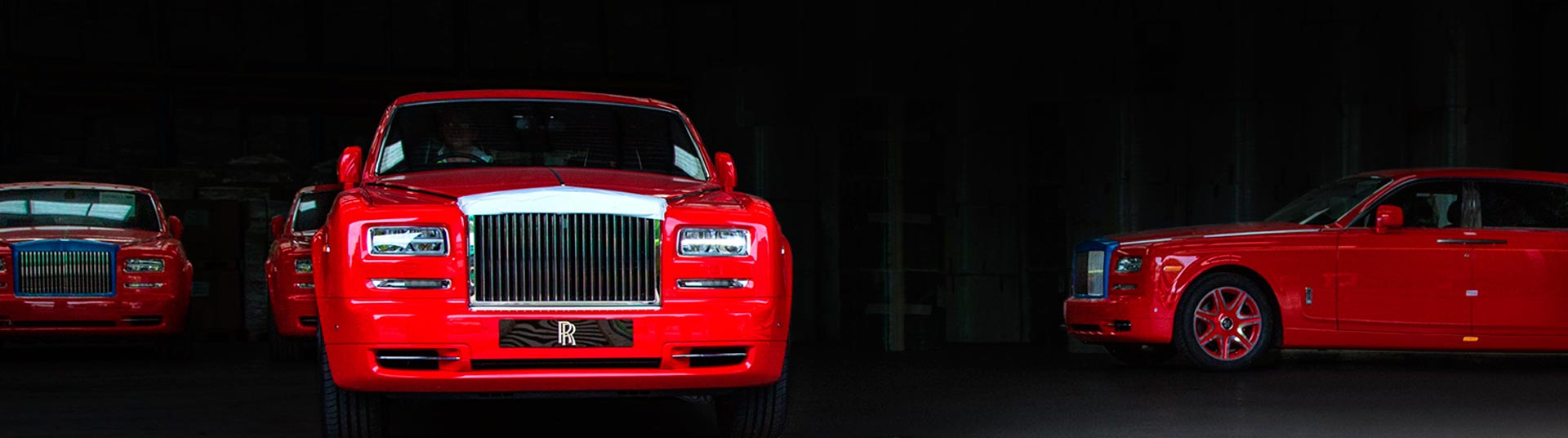 Rolls Royce Stephen Hung