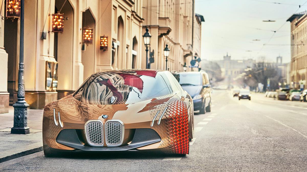 BMW conducao_autonoma