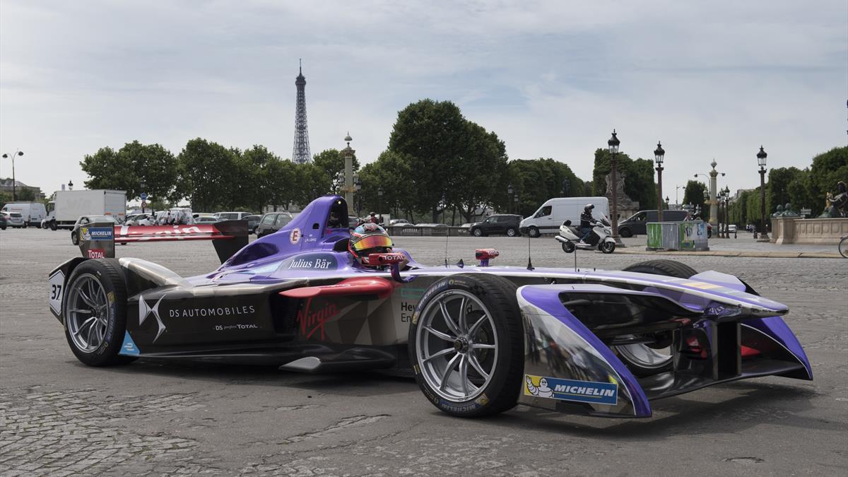 DS Virgin_Racing_ePrix_Paris_2017