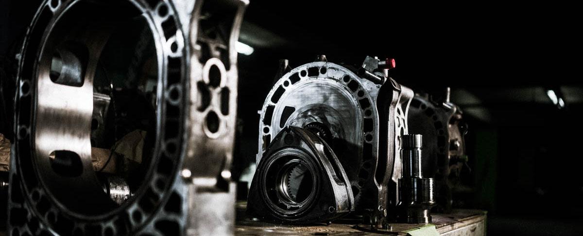 50 Aos do Motor Rotativo Mazda