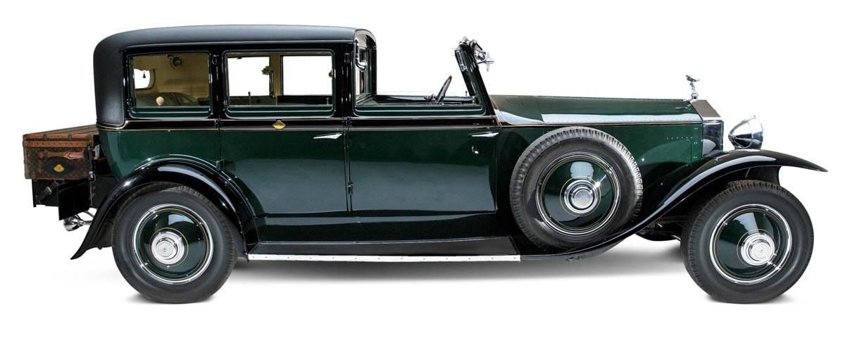 Rolls-Royce Phantom I Fred Astair