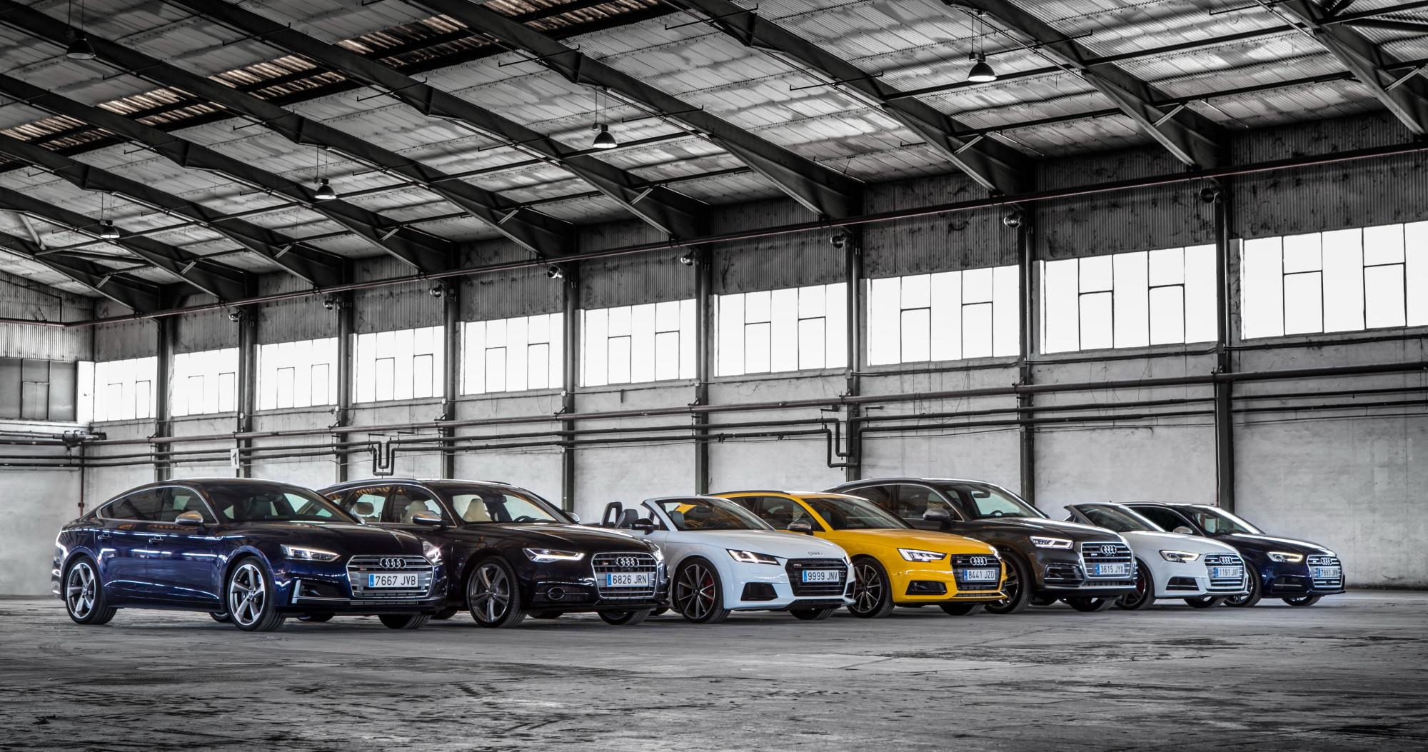 Gama S da Audi