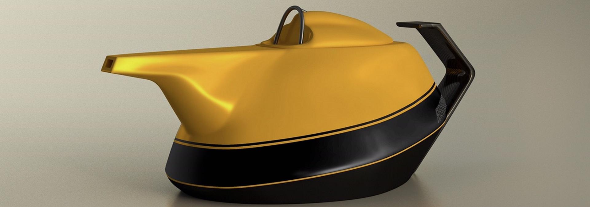 Yellow Teapot_1920