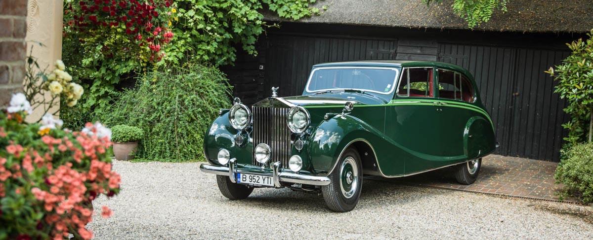 Rolls-Royce Phanom