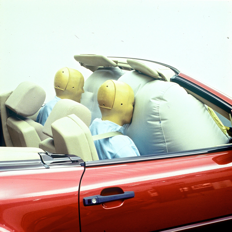 airbag mercedes_1987