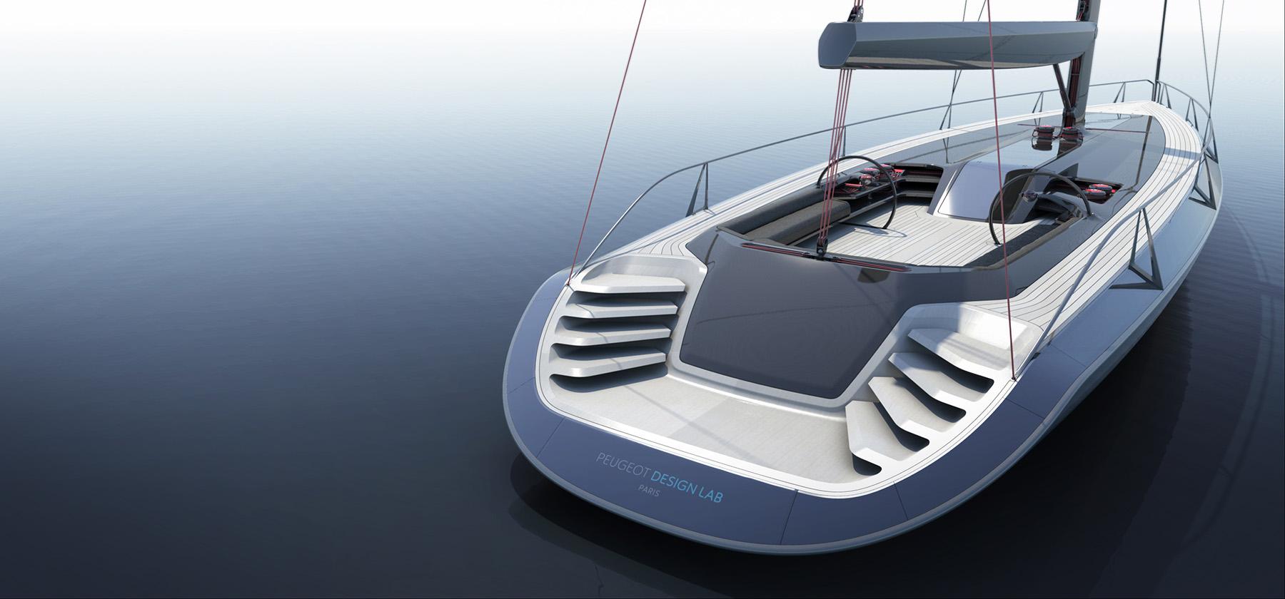 Peugeot Design_Lab_Concept_Yacht
