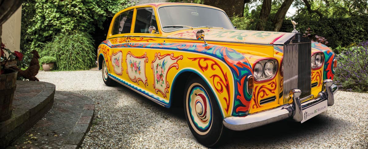 RollsR-Royce Phantom V John Lennon