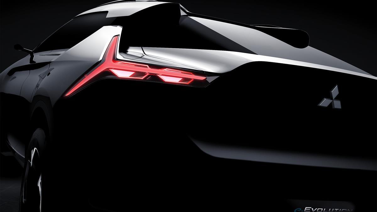 Mitsubishi e_Evolution