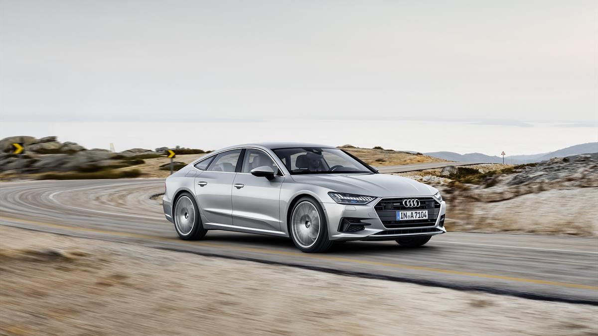 Audi A7 Sportback 2017
