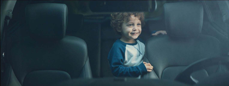 Hyundai alert reducing child