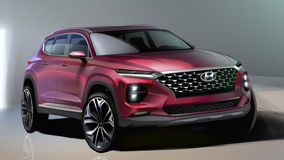 Hyundai revela_Nova_Geracao_Santa_Fe_1
