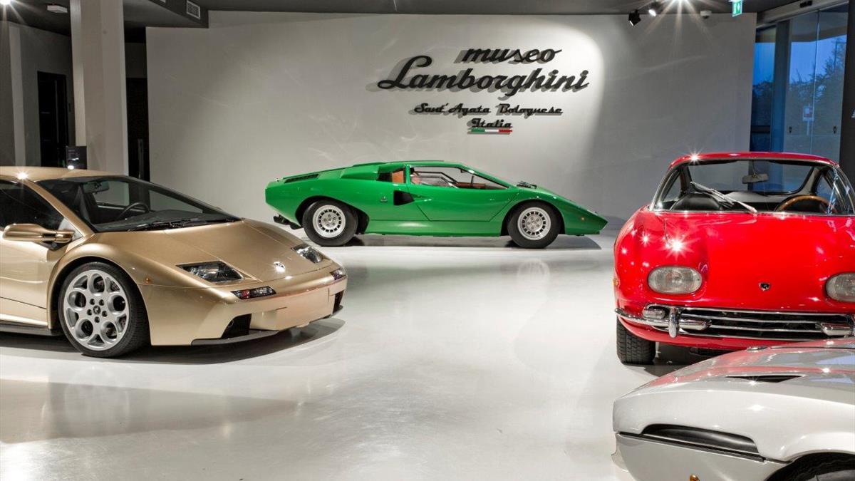 Lamborghini museu