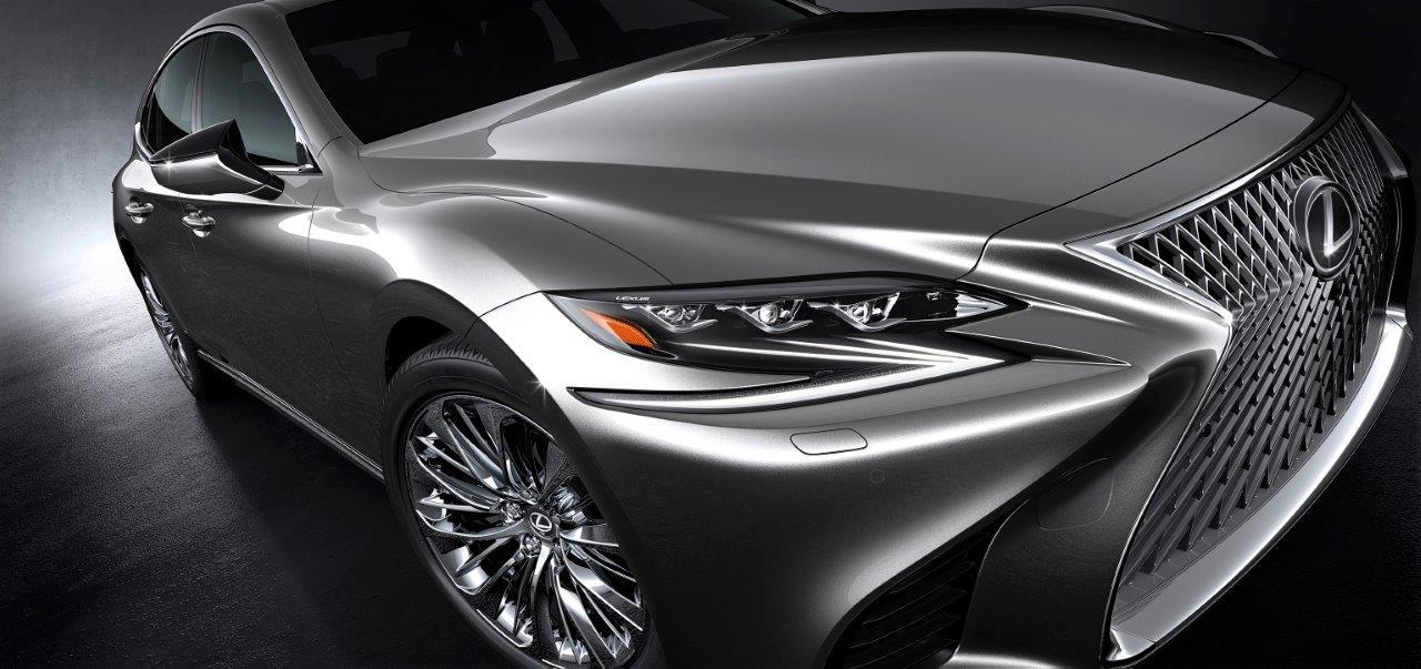 Lexus abertura