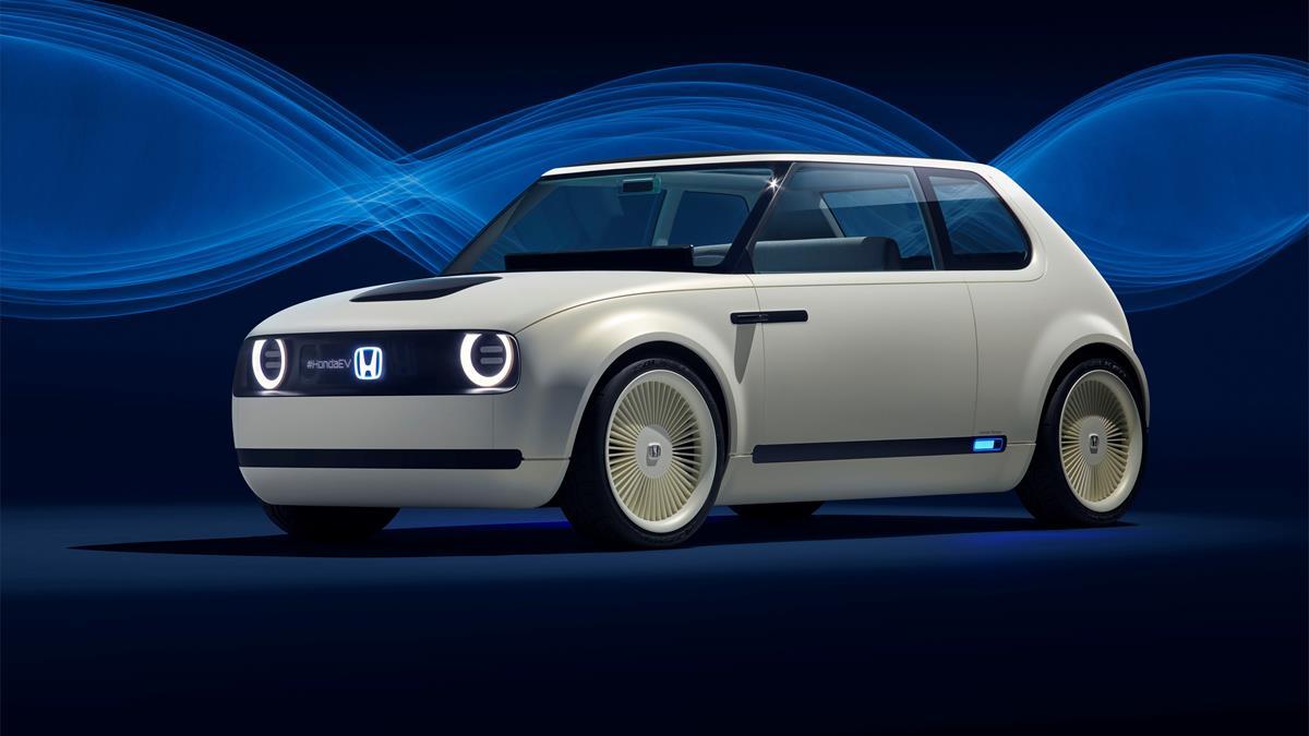Honda Urban_EV_Concept