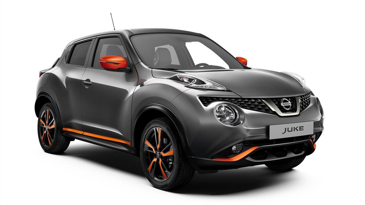 Nissan Juke_Orange