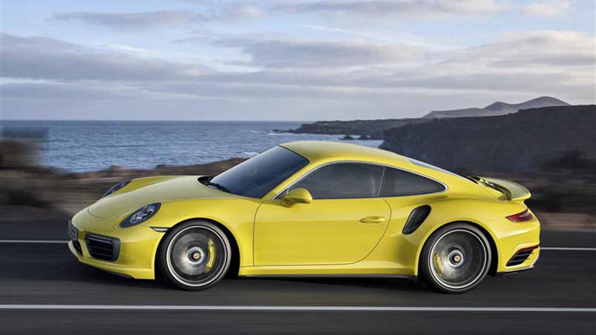 Porsche 911_Turbo