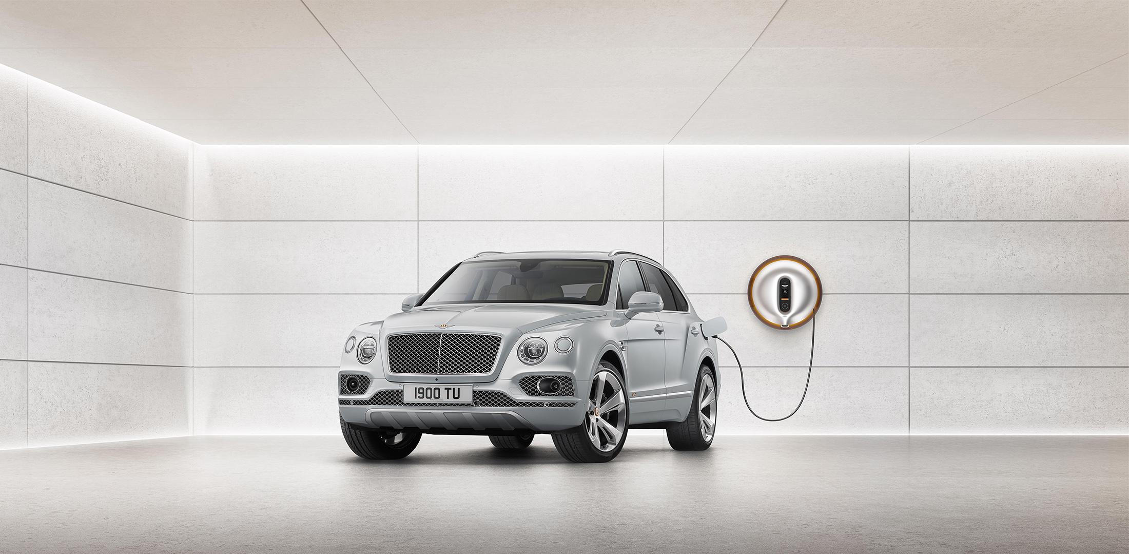 Bentley Bentayga_Hybrid