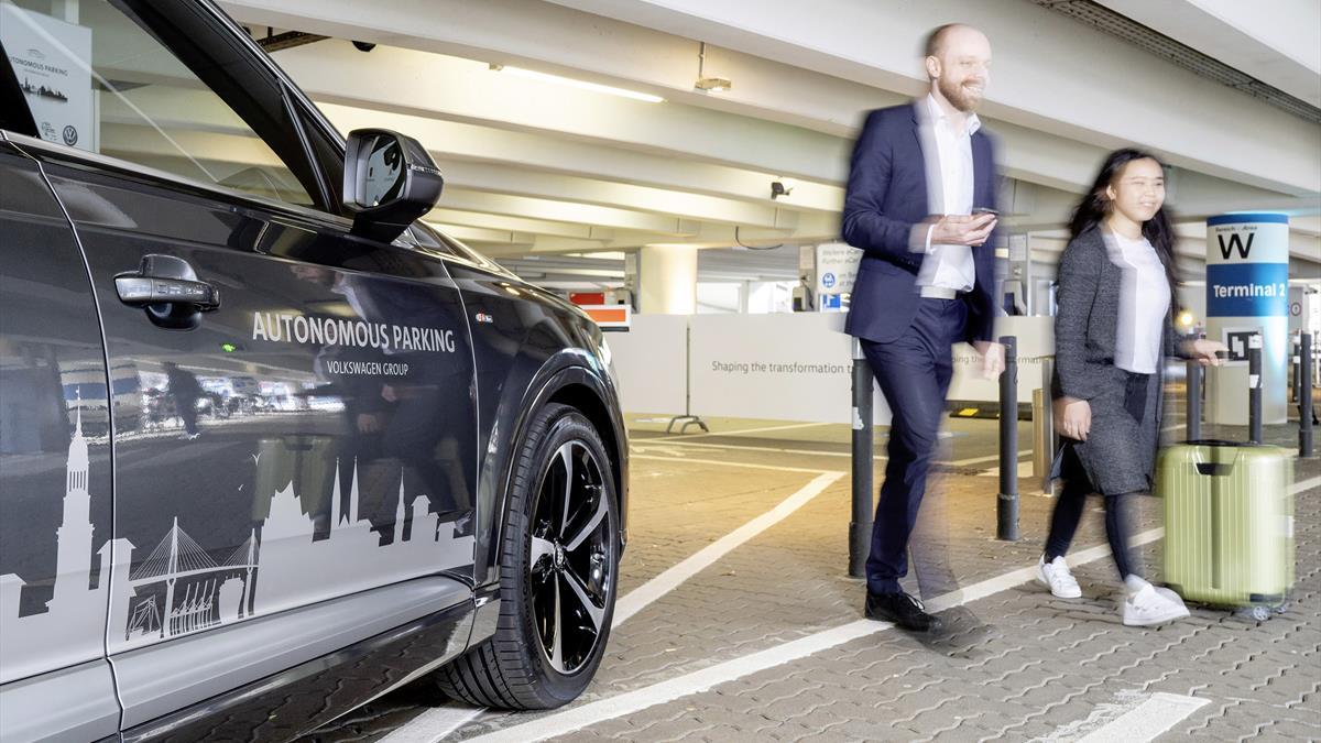 Volkswagen testes_para_estacionamento_autonomo