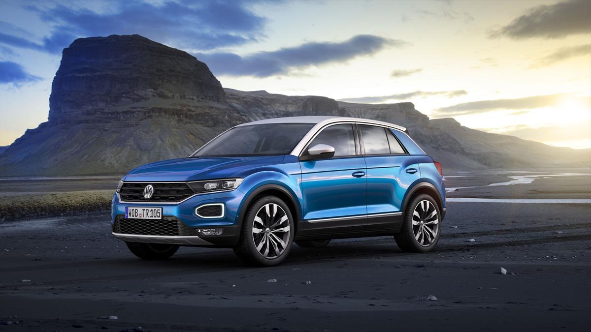 VW T_Roc