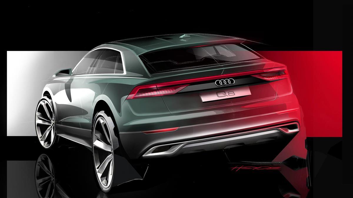 Audi Q8_Teaser