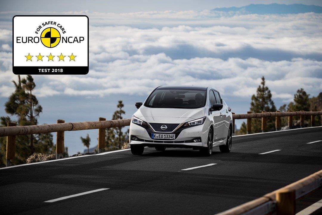 Nissan Leaf_Euroncap
