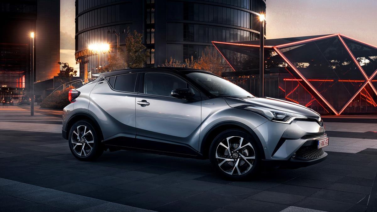 Toyota C_HR_hybrid
