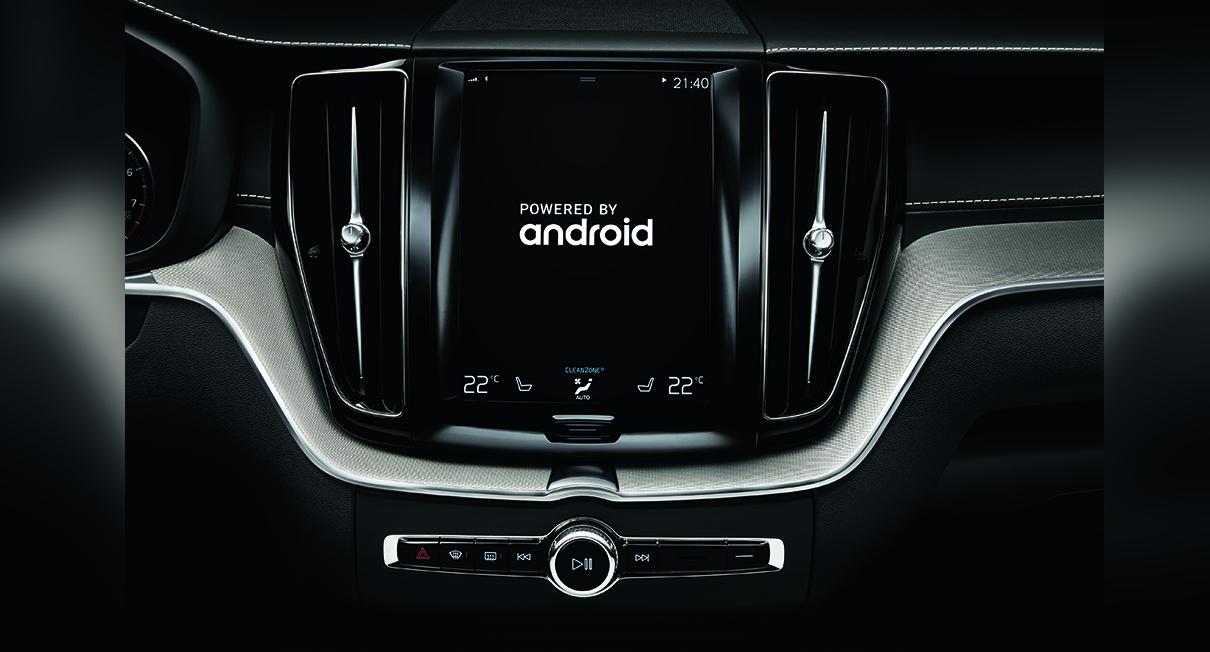 Volvo google