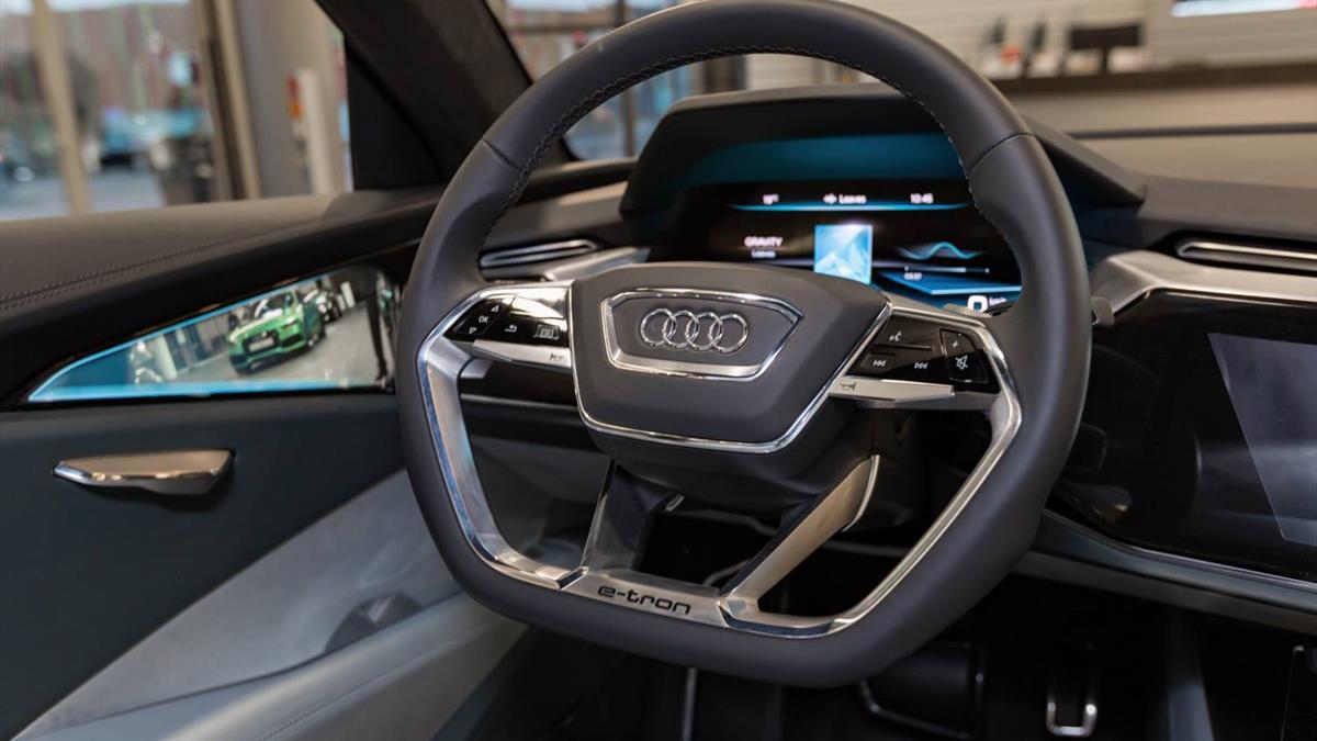 Audi e_tron