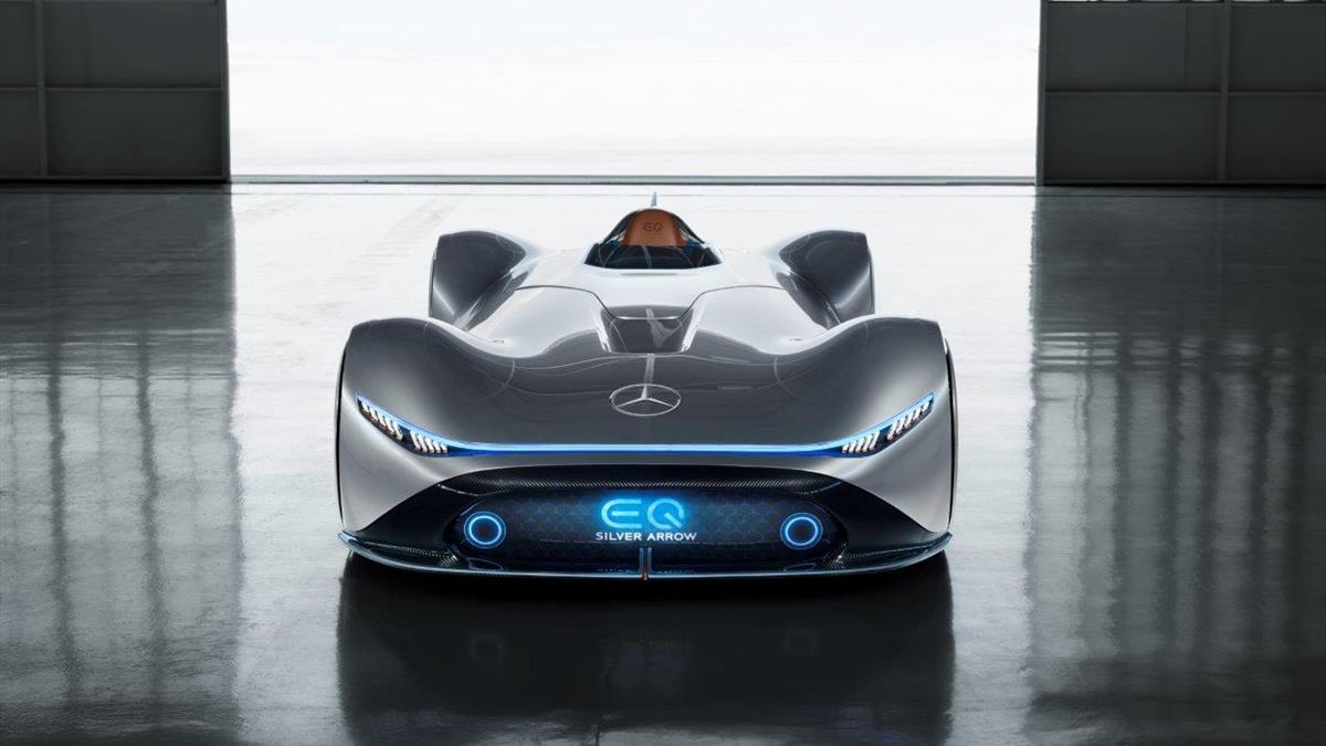 Mercedes Vision_EQ