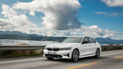 BMW Serie_3_Model_Sport_Line