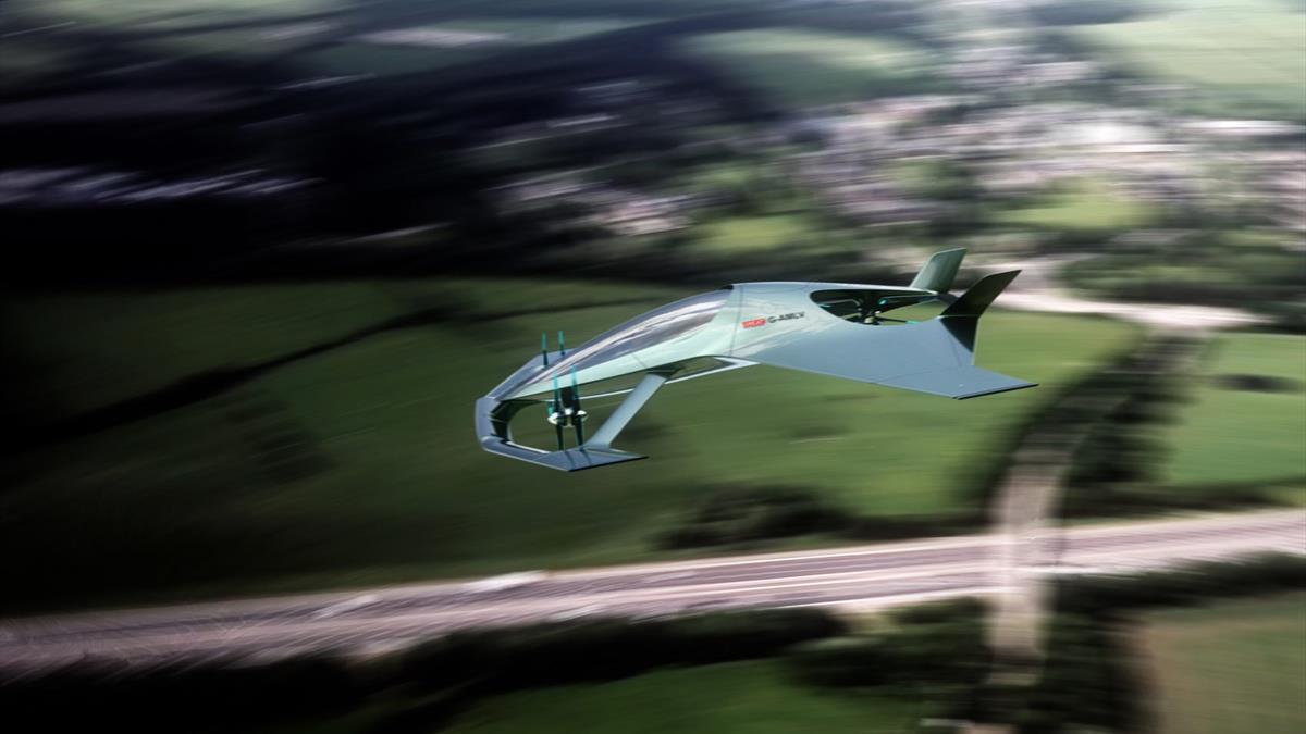 Aston Martin_Voador