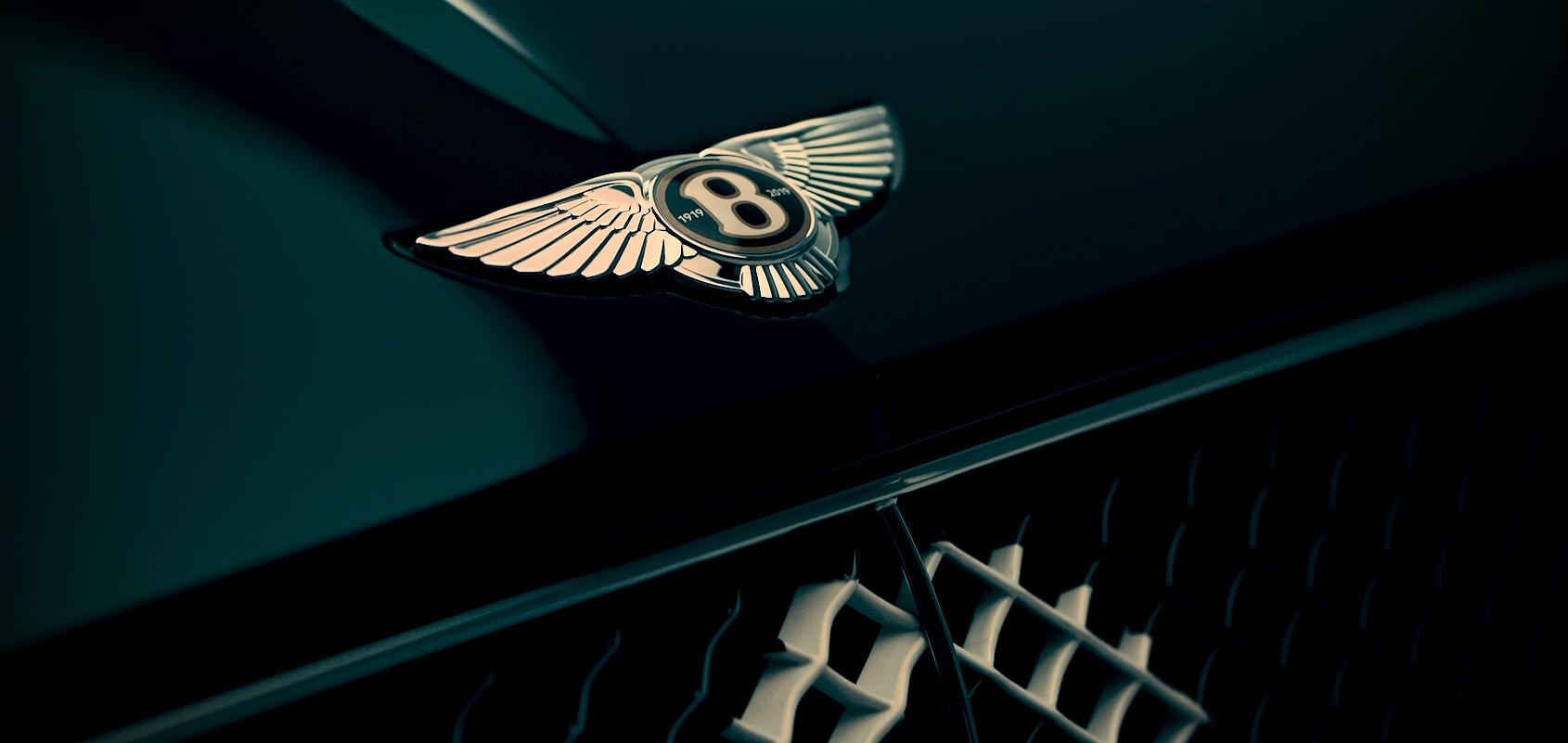 Centenary Bentley