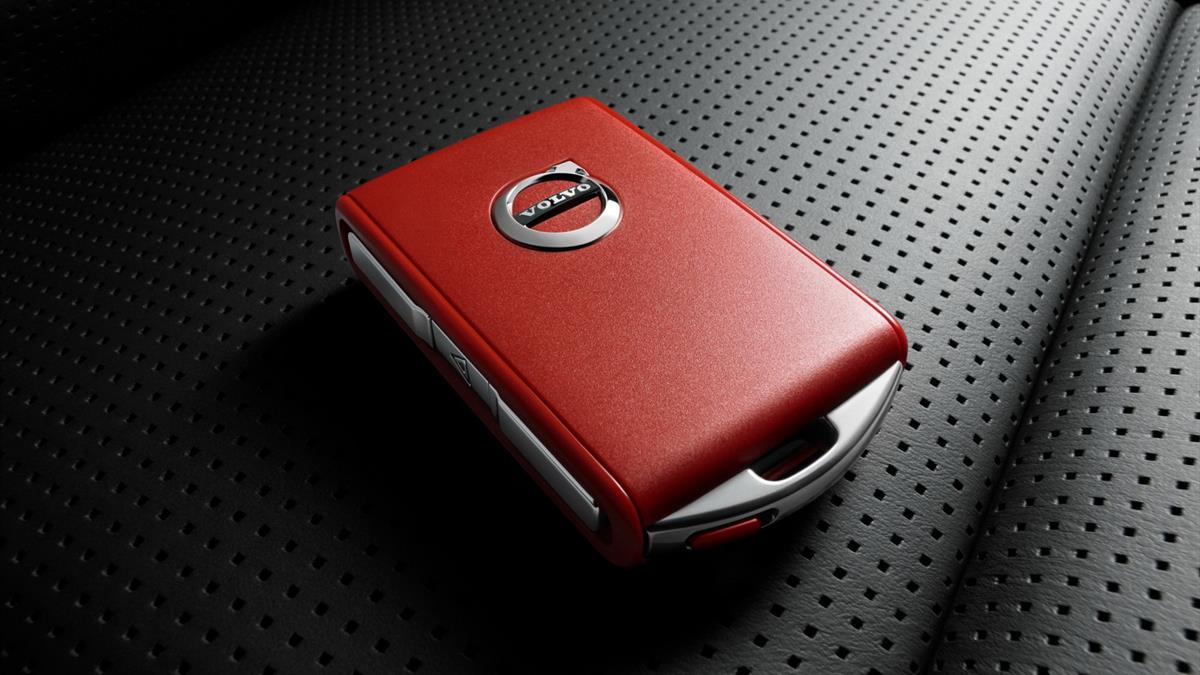 volvo red_key