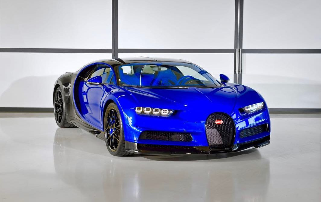 Bugatti Chiron_Sport