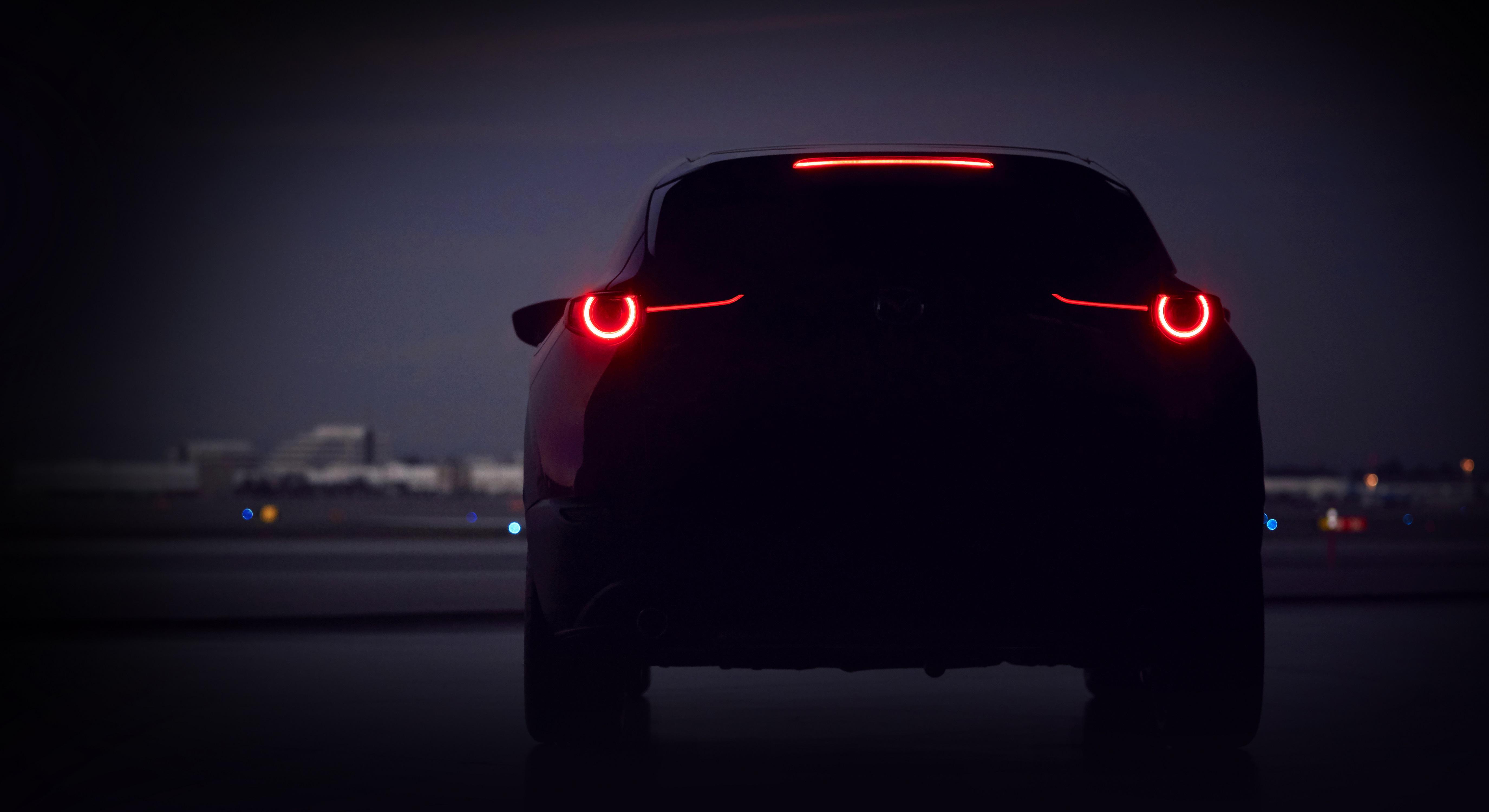 Geneva New_Mazda_SUV_Teaser