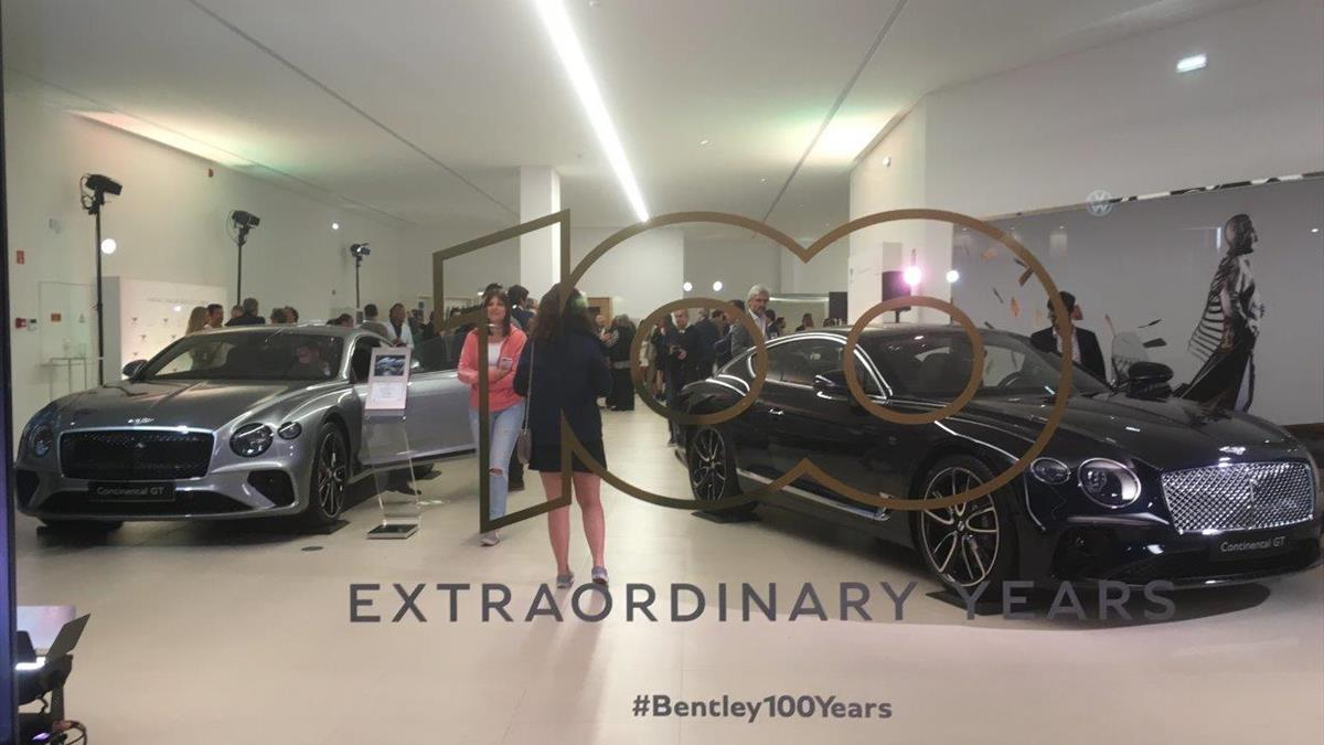 Bentley 100_anos