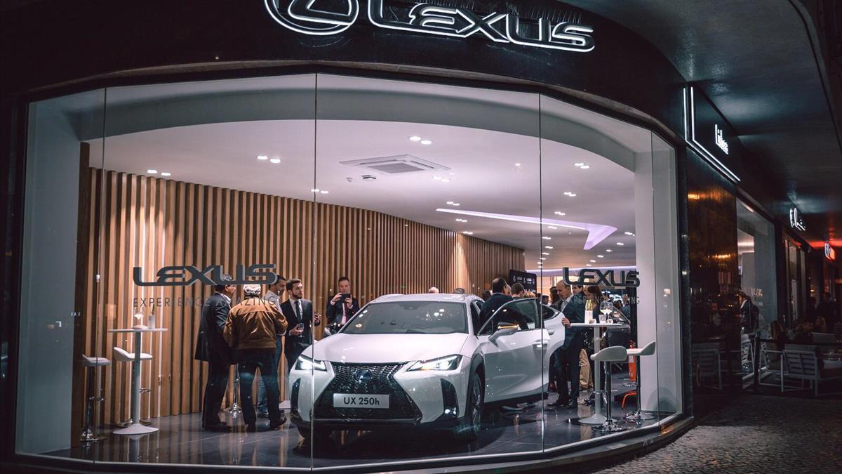 Centro Lexus_Lisboa